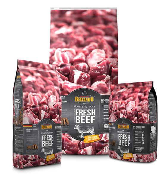 Belcando Beef Futter